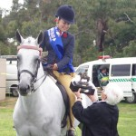 Sunbury Agricultural Show Ltd. Saddle Horse Winner